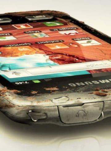 smartphones resistentes