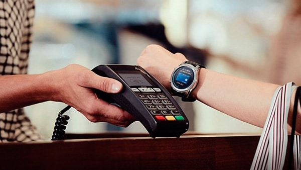 android pay smartwatch android wear usar