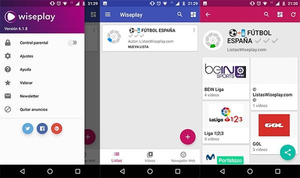 Cómo descargar e instalar listas Wiseplay - wiseplay app Android