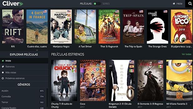 Ver Series Online Gratis Cliver TV