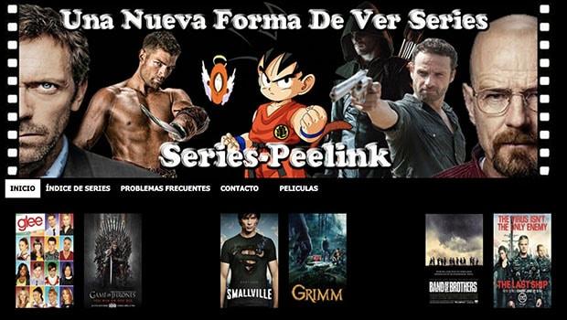 Ver Series Online Gratis Series Peelink
