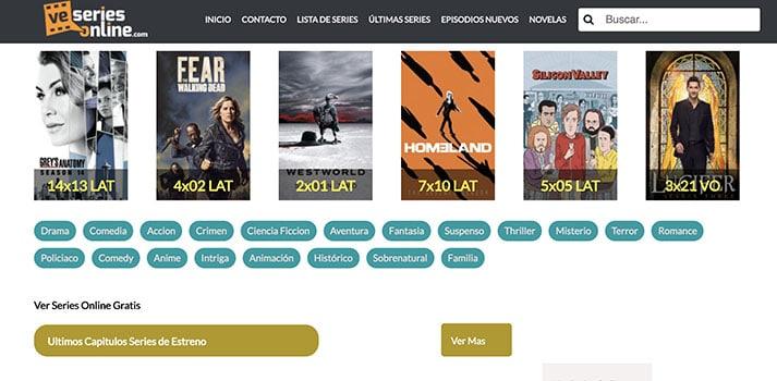 Ver Series Online Gratis Ve Series Online