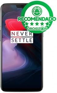 Los Mejores-moviles Android-OnePlus-6