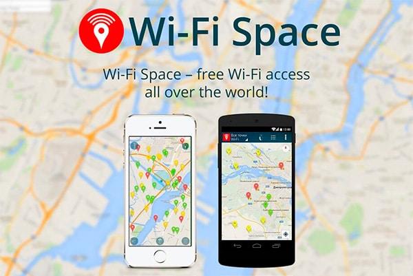 internet gratis Wi-Fi Space