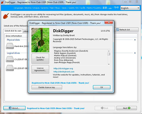 recuperar fotos borradas android diskdigger