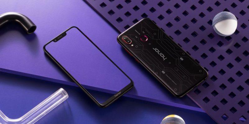 Huawei Honor Play Benchmarks trampa