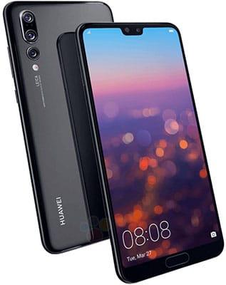 Móviles Chinos Huawei P20 Pro