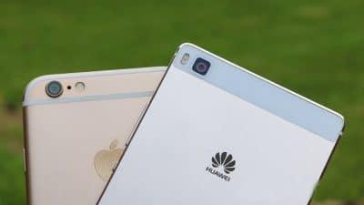 Marca-Apple-y-Huawei