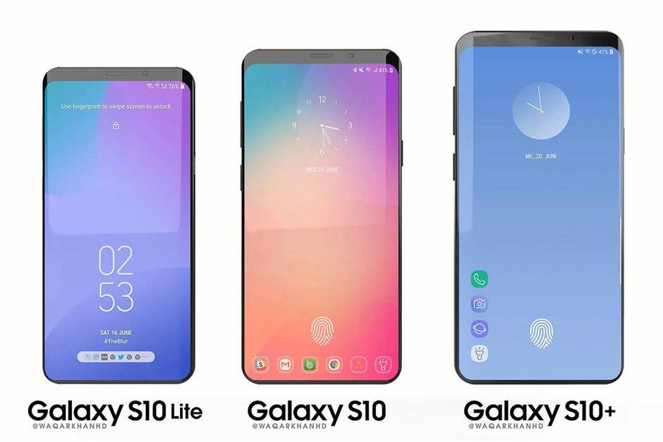 Serie-samsung-Galaxy-S10-diseño