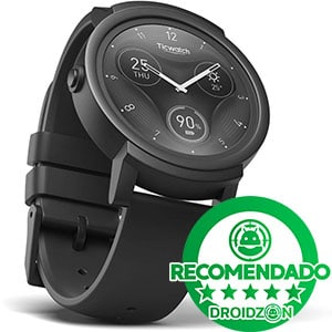 Smartwatch Android Ticwatch E