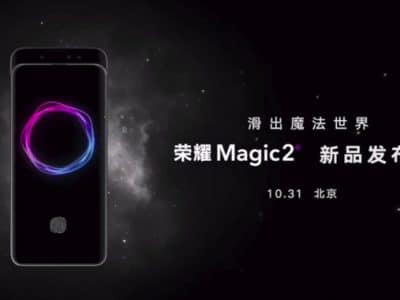 Honor Magic 2 fecha estreno