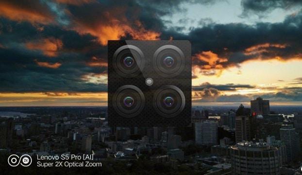 Lenovo-S5-Pro-camara-cuadruple