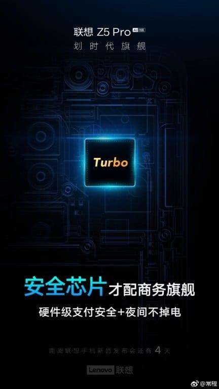 Lenovo Z5 Pro póster 2