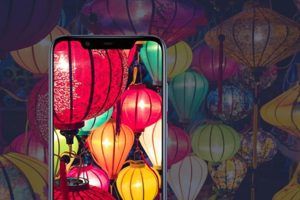 Nokia 7.1 Plus pantalla