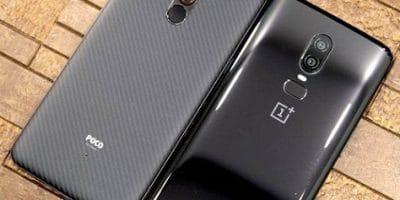 OnePlus-6T-y-Poco-F1-posterior