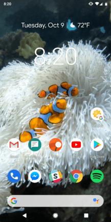 Pixel-3-launcher-screenshot1