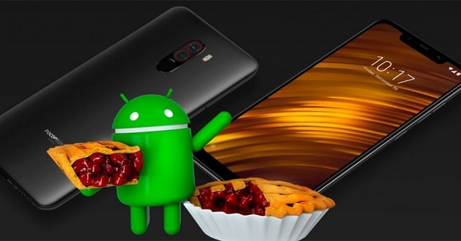 Pocophone-F1-Android-9-Pie