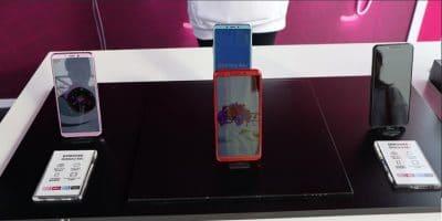 Samsung Galaxy A6s estreno