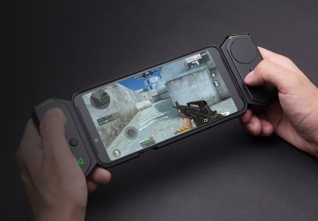 Xiaomi Black Shark 2 joystick