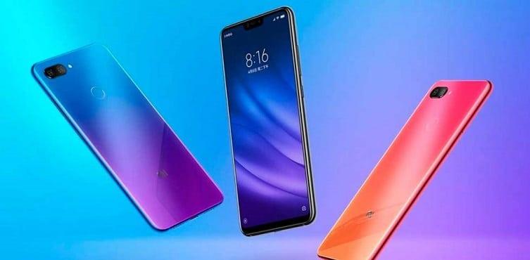 Xiaomi Mi 8 Lite Concepto