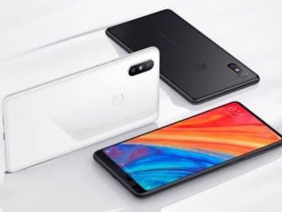 Xiaomi Mi Mix 3 concepto