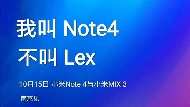Xiaomi-Mi-Note-4-fecha-lanzamiento