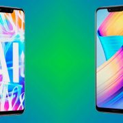 Huawei Mate 20 Lite vs Honor Play