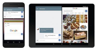 Android multiventana