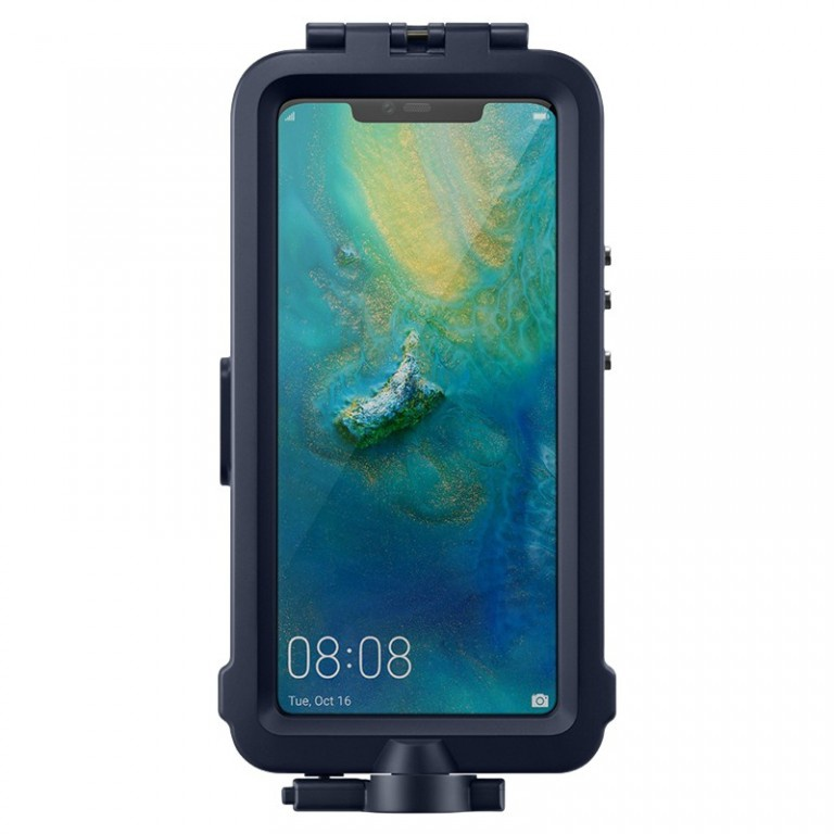 Huawei Mate 20 Pro funda sumergible frontal