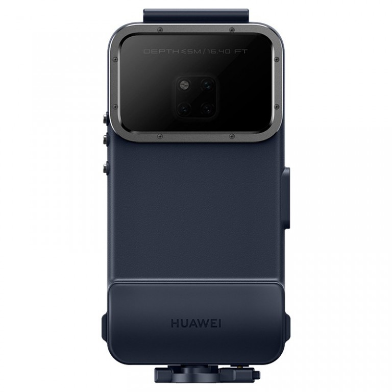 Huawei Mate 20 Pro funda sumergible posterior