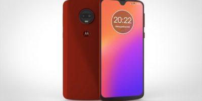 Motorola Moto G7 color rojo