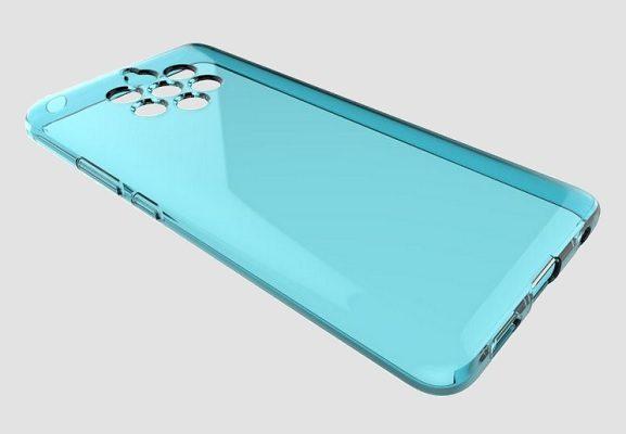 funda Nokia 9 de costado
