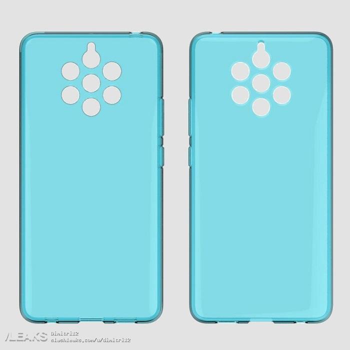 funda Nokia 9 filtración